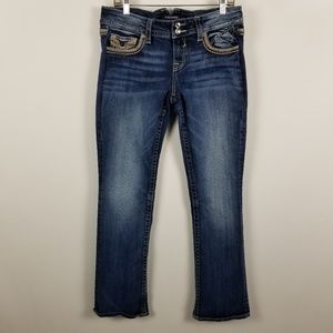 Vigoss The Dallas Slim Boot Cut Jeans 9/10 - 33
